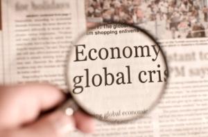 economy crisis newspaper