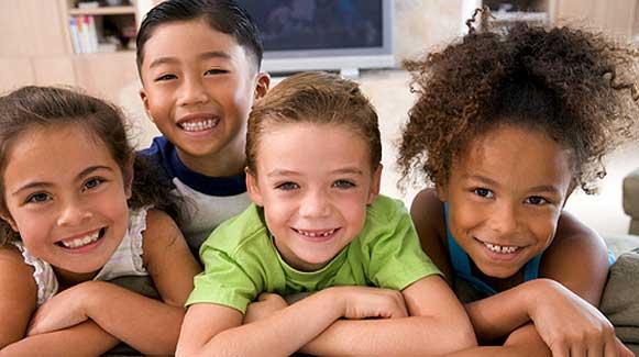 Four-Happy-Children1